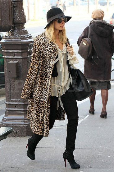 nicole richie in paris. Pictures of Nicole Richie