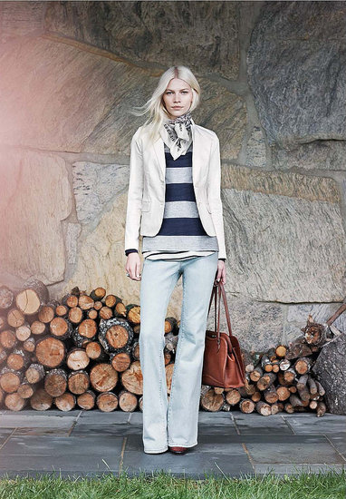 Club Monaco Spring 2012 